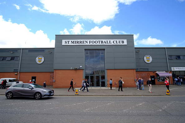 St Mirren got the important thing done against Broxburn according to boss