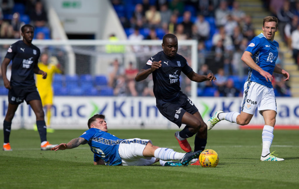 Aberdeen signing pays homage to St Johnstone boss after big switch