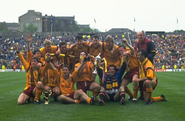 Motherwell's 1991 triumph captured a poignant moment in time