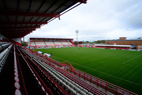 No fear for Accies ahead of Hibs trip says winger