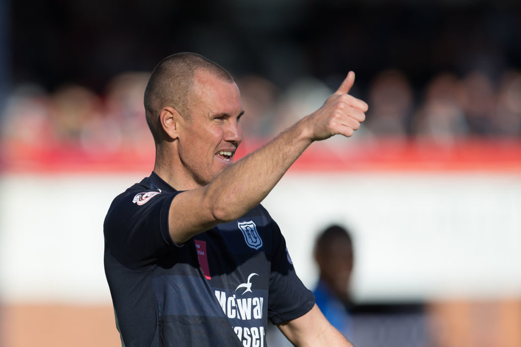 Exclusive: Scotland legend mulling over move for vacant League One hotseat