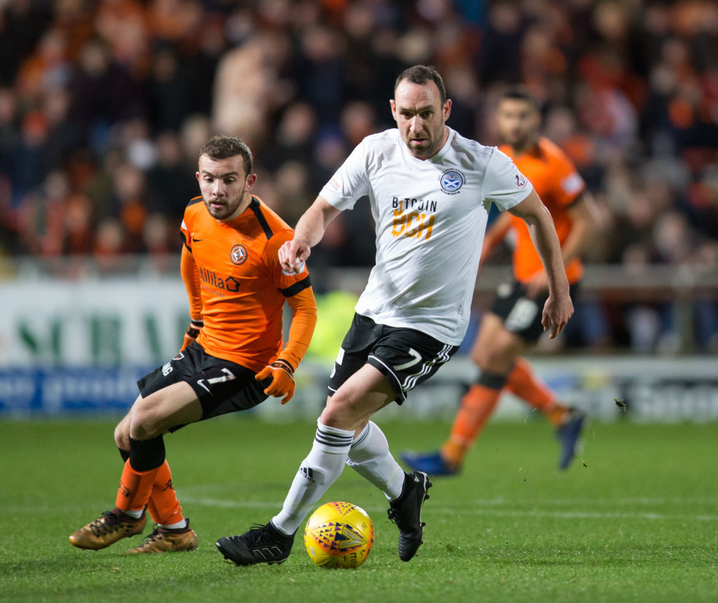 Dundee United were brought back down to earth on Saturday