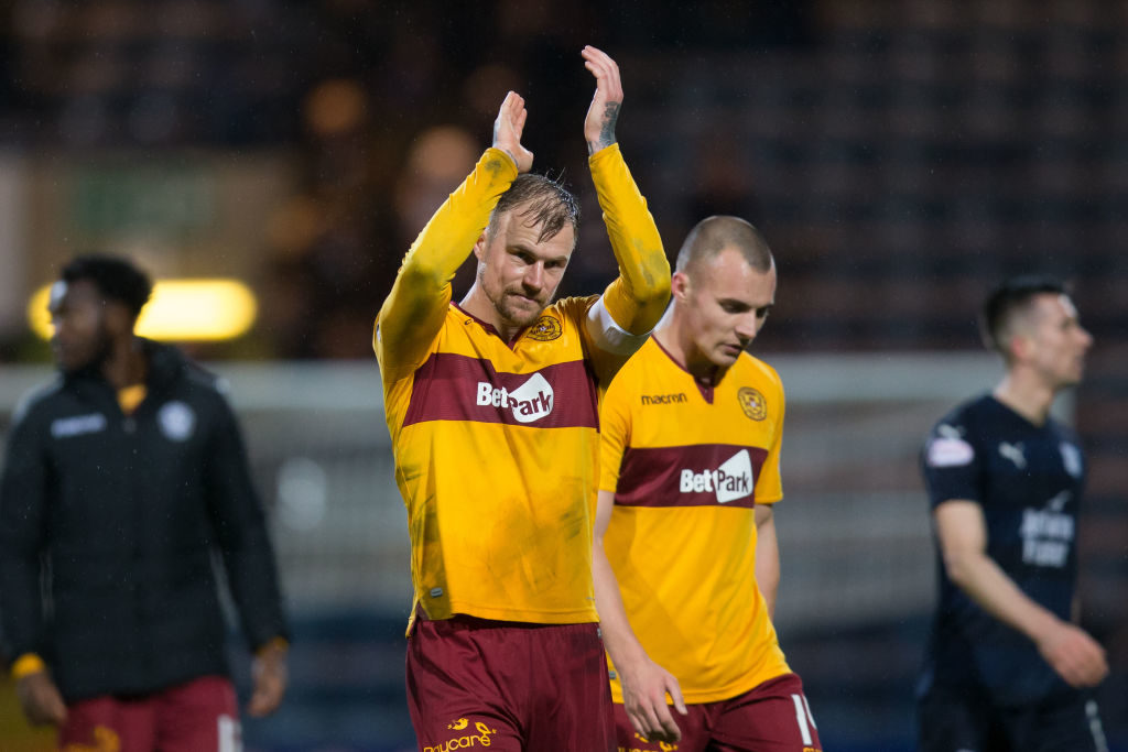 'It's very important' - Motherwell star opens up on shutdown procedure