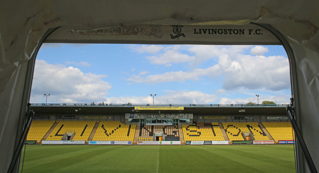 Relief at the Tony Macaroni following latest Livingston report
