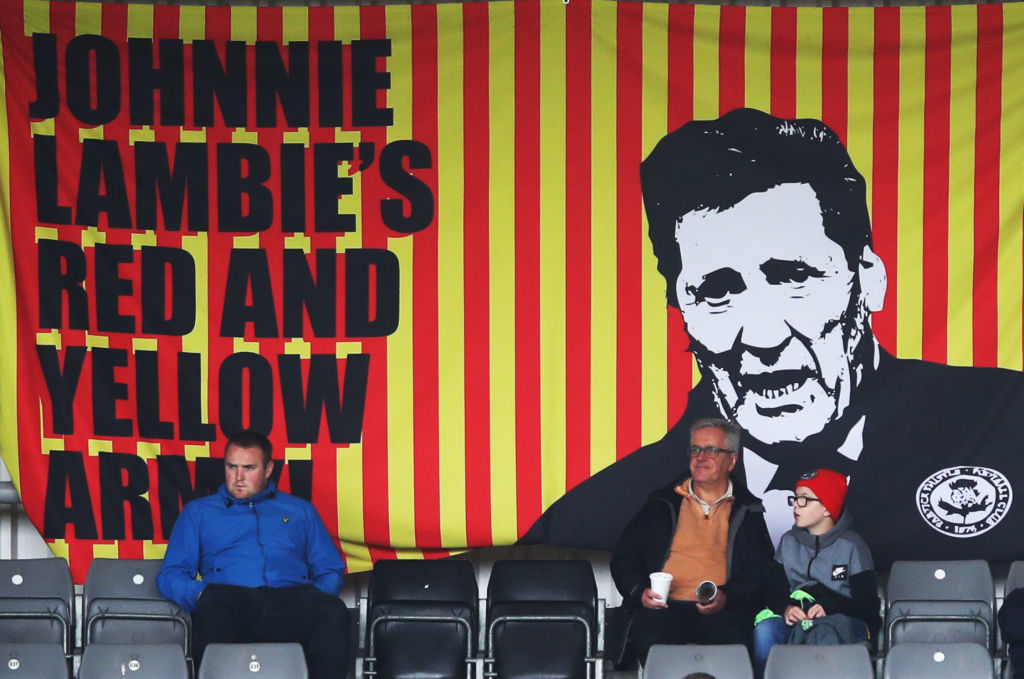 How Partick Thistle fans can help club during downtime