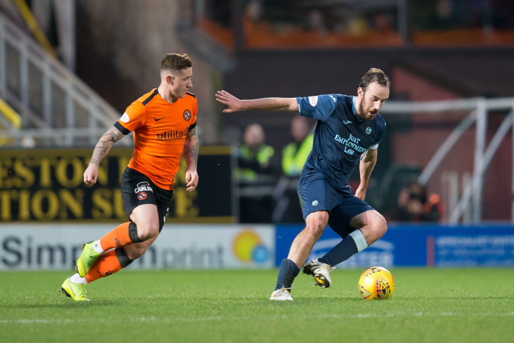 Experienced Jags campaigner hopes signings can change Firhill fortunes