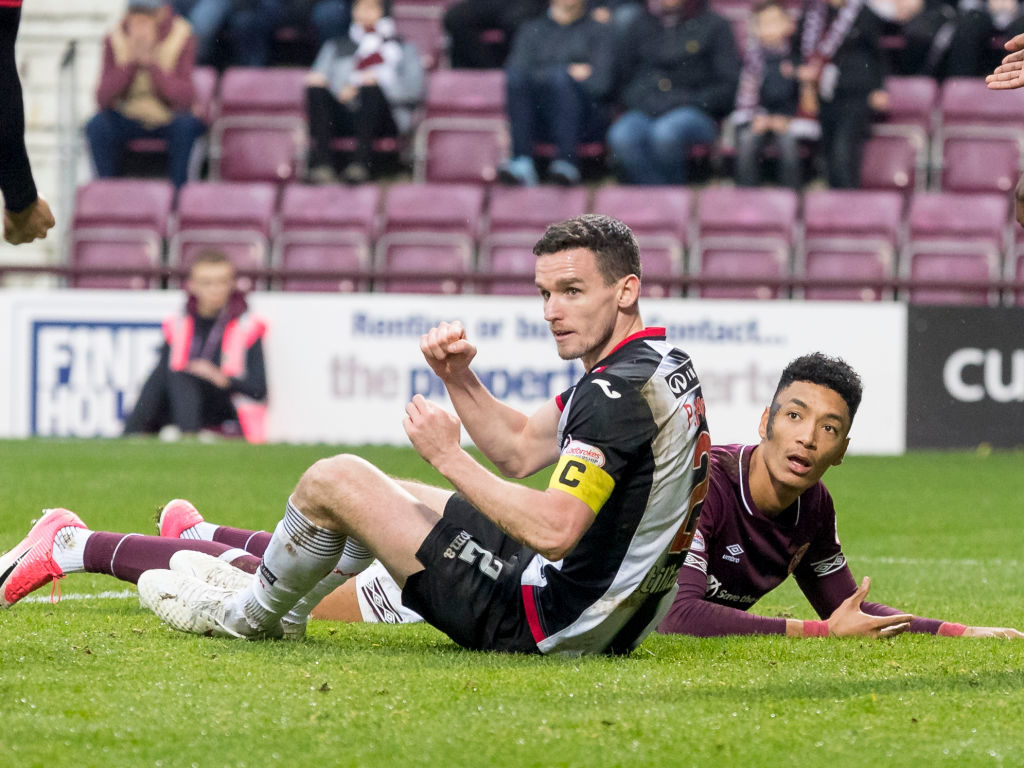 St Mirren hero describes how the Buddies plan to get a Hearts advantage