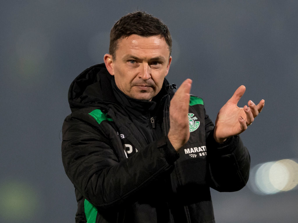 'Nothing to fear' - Hibs can be proud of recent efforts says Heckingbottom