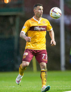 Former Celtic and Motherwell man Scott McDonald is on the move.
