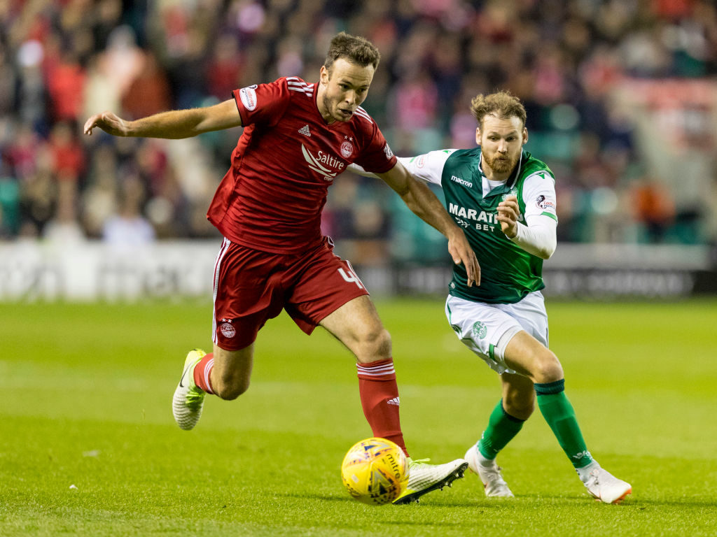 How 'Boyler' turned up the heat in Hibs' weekend victory
