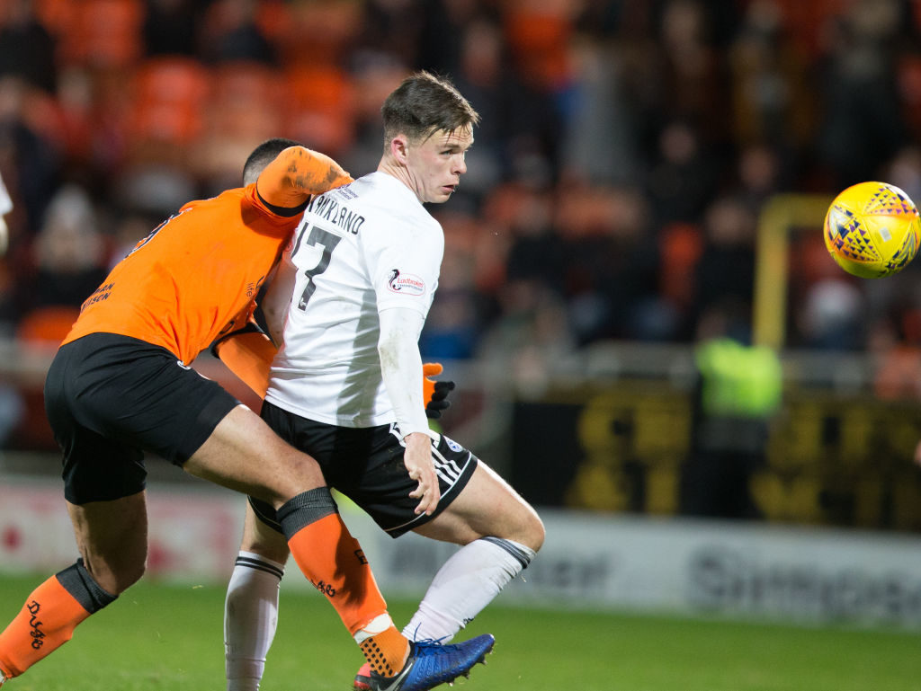 Key Dundee United man is too good for the Championship