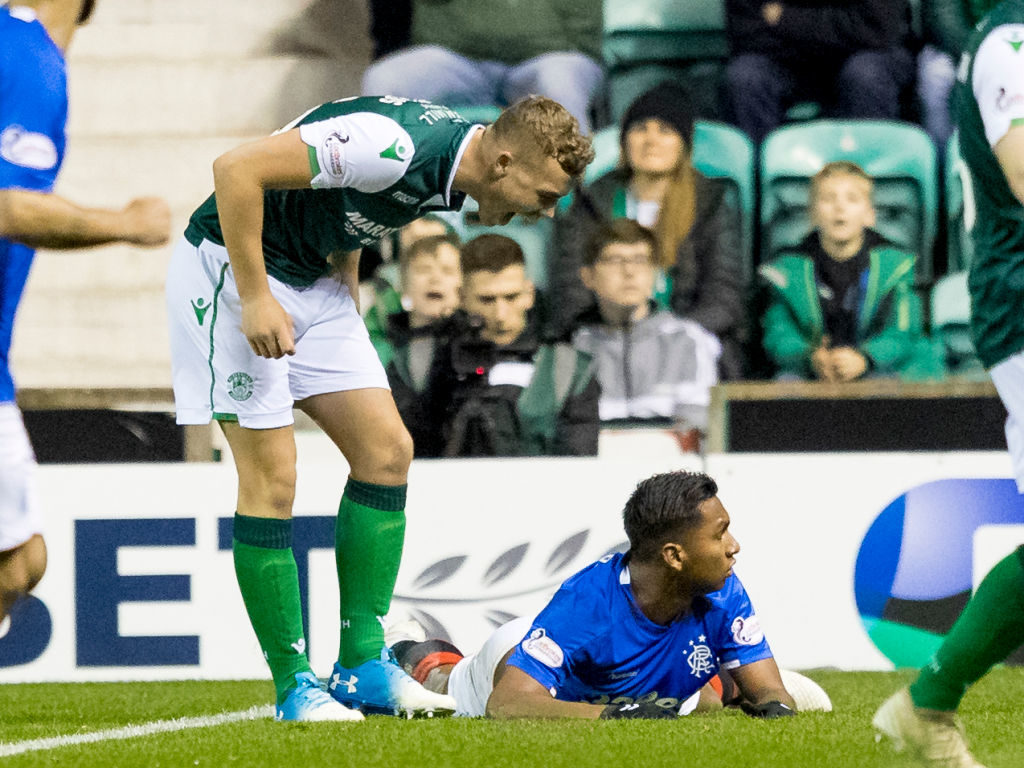 Youngster will reportedly make his return this week, Hibs must be careful