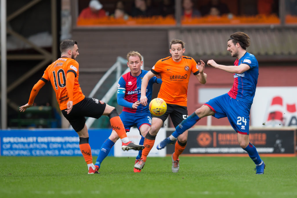 Dundee United star agrees new deal but won't play again this season