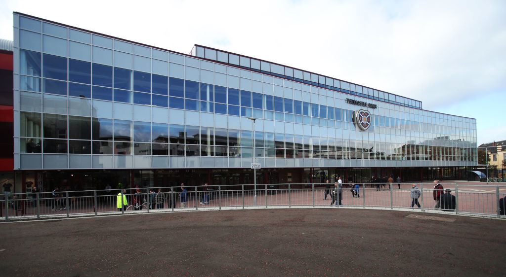 'Once again' - Hearts hit out at the media after contract reports
