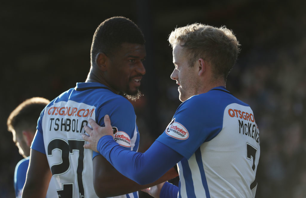 Kilmarnock result 'was coming' says Alex Dyer as he hails McKenzie goal