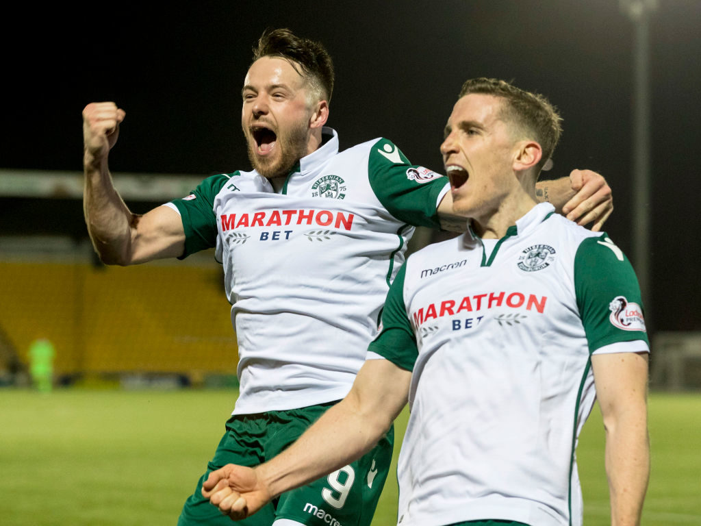 'I really looked up to them' - Paul Hanlon names his two Easter Road heroes