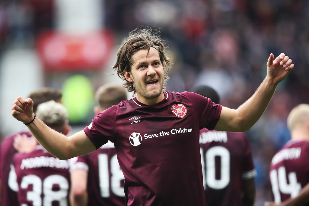 Potential return of Hearts mainstay has come at just the right time