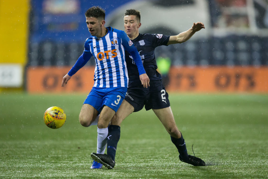 Kilmarnock boss confirms why Celtic target missed Rugby Park clash