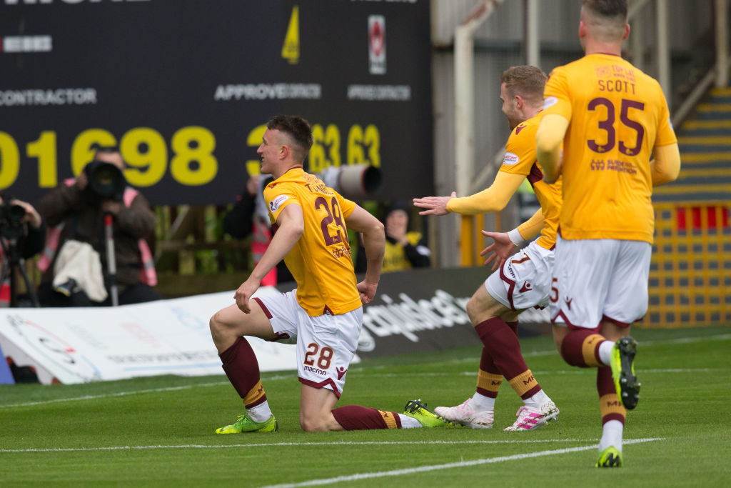 Injury comeback could set Motherwell star on path to 2020 greatness