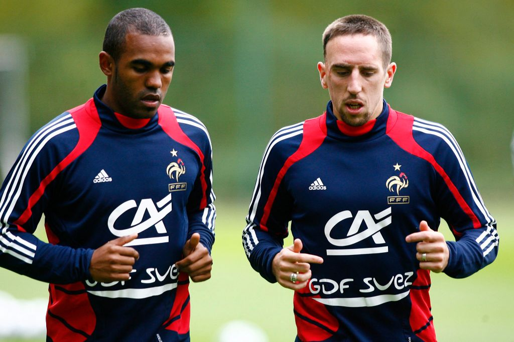 Pongolle became a promising star