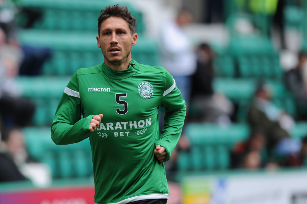Midfielder opens up on his Hibs departure, he should still be there