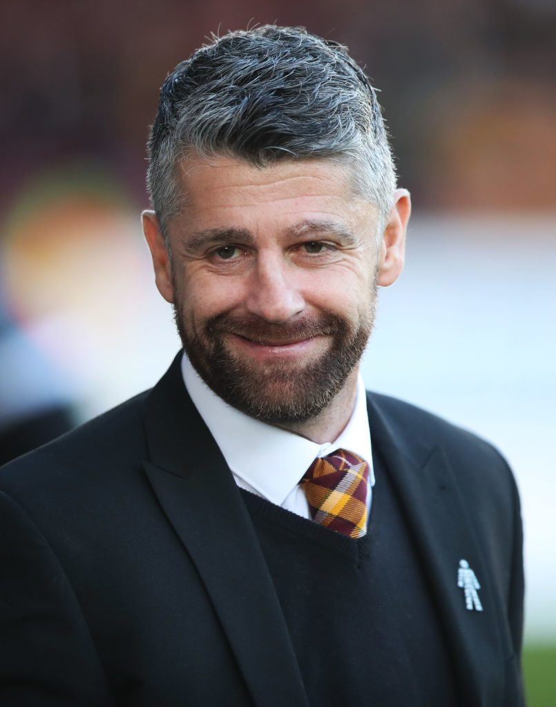 A rush and a push and third place is Motherwell's
