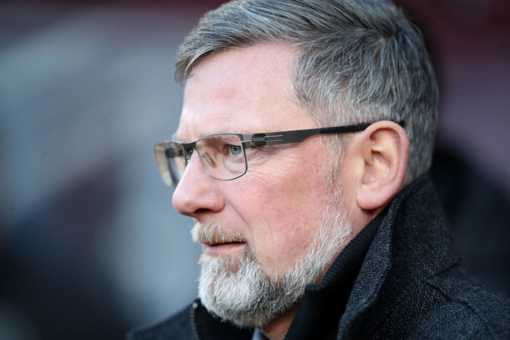 Craig Levein has a big Hearts decision to make at the back
