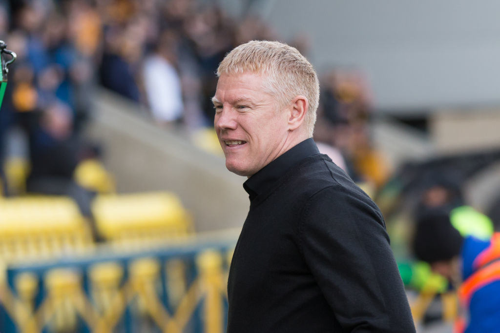 Why Livingston boss Gary Holt is pleased with 'ugly 1-0 win'