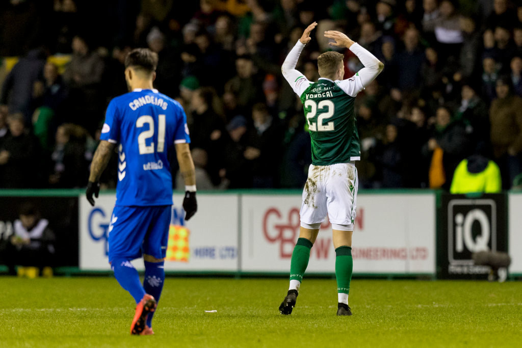 Can Hibs resist big money temptation as star is reportedly in demand?