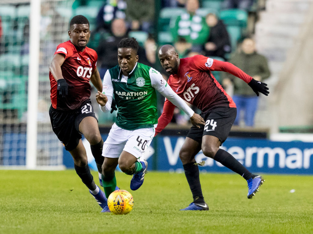 Hibs target will play in green this season- but not in Leith