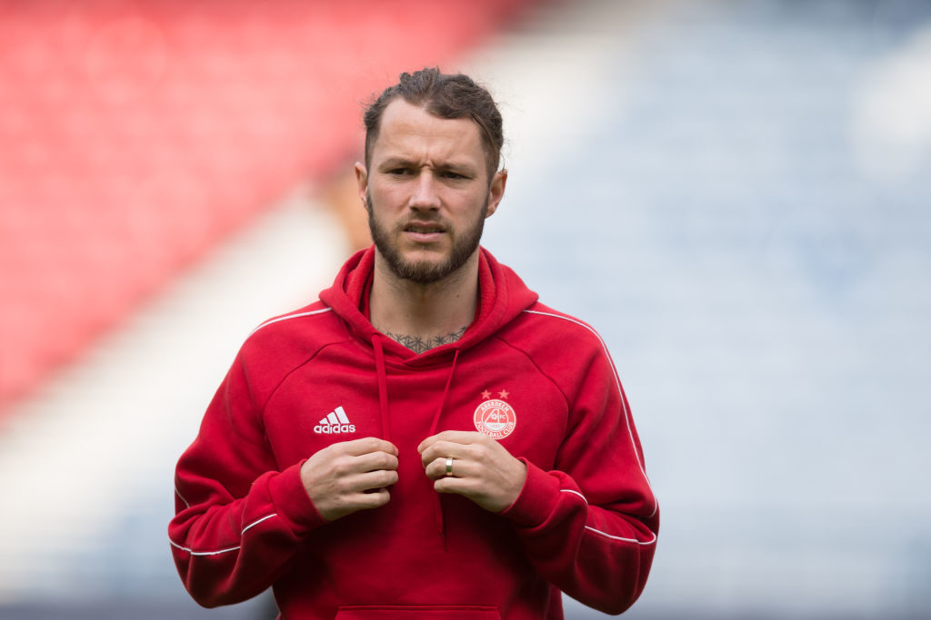 Can Aberdeen man fix Kilmarnock's striker woes?