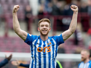 A Kilmarnock hero after an initial move from Celtic.