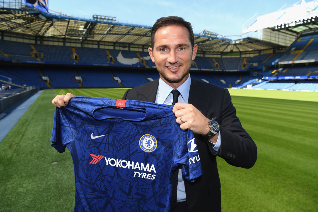 Livingston manager makes Frank Lampard comparison with returning star