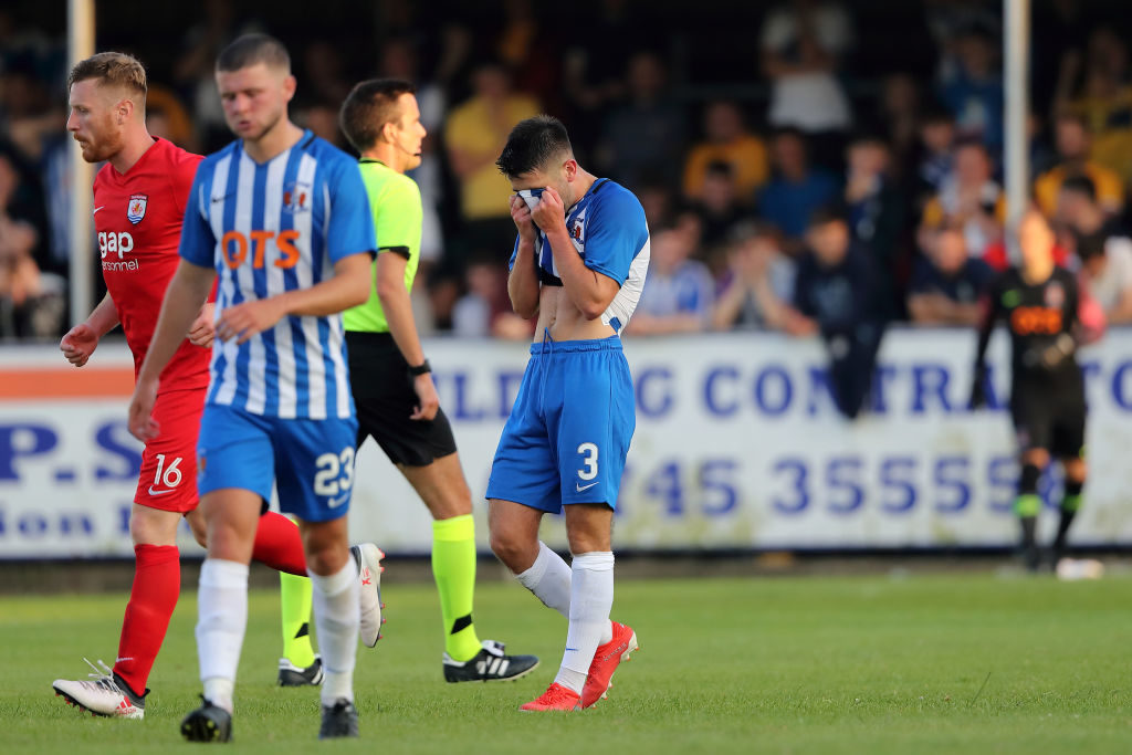 'Embarrassment to Scottish football' - some fans react to Kilmarnock's horrendous Euro exit