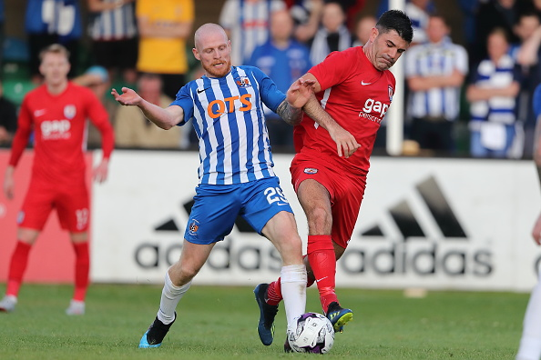 The Kilmarnock star who can walk from Euro disaster with pride