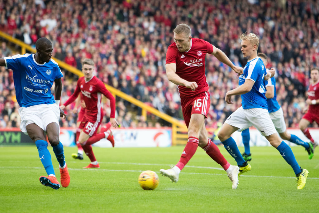 Don't fix something if it's not broken? Predicted Aberdeen XI v RoPS