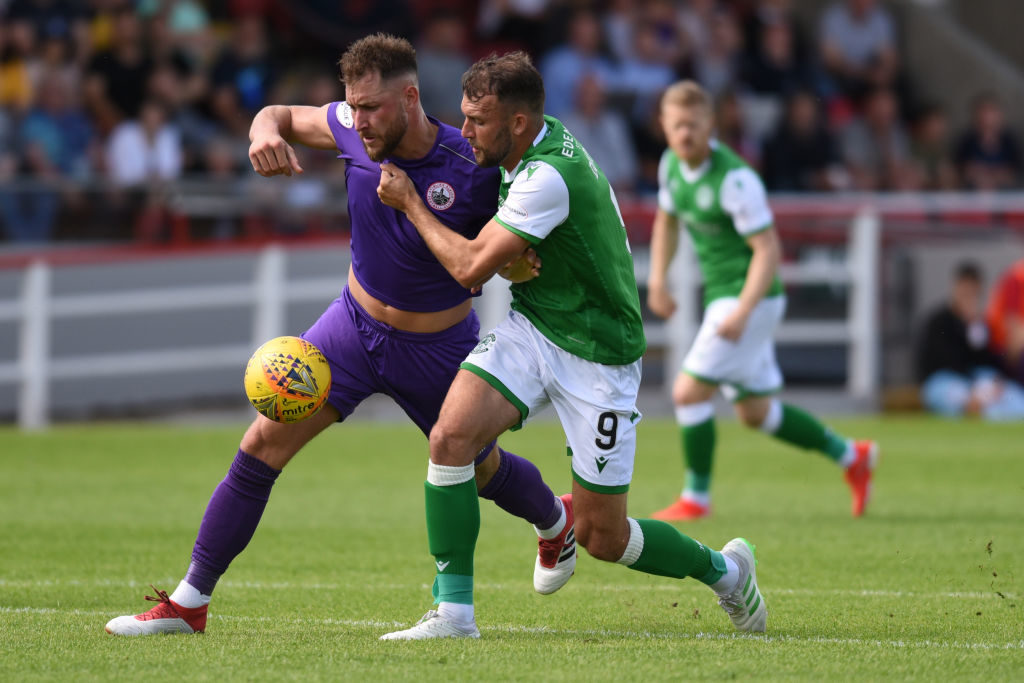 New signing gets high marks: Hibs player ratings v Alloa