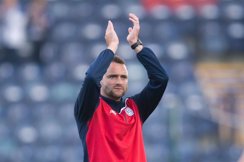Dundee reportedly after Championship star with Partick Thistle also linked