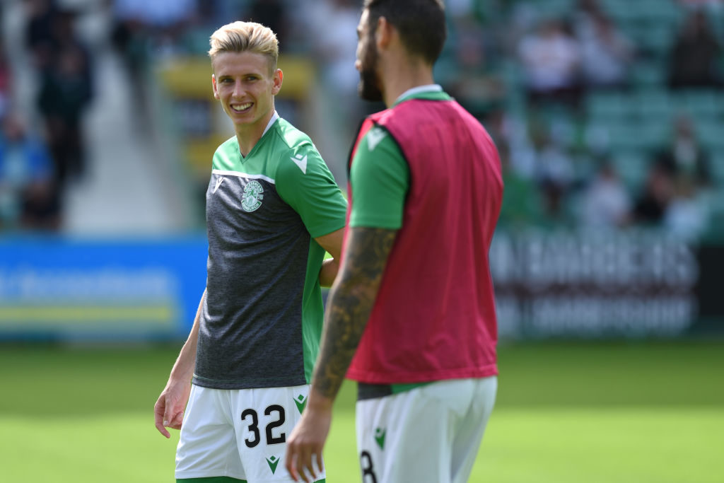 A Wigan move for Hibs frontman could work for all parties