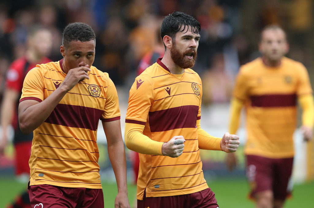 Celtic linked with shock move for nine-goal Motherwell star