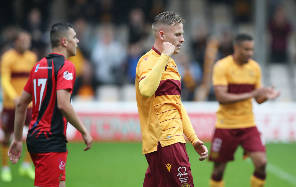 'That's helped significantly' - Hull City purchase helping Motherwell immensely