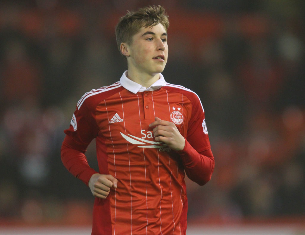 'Dream come true' - Aberdeen star ecstatic after first European start results in win
