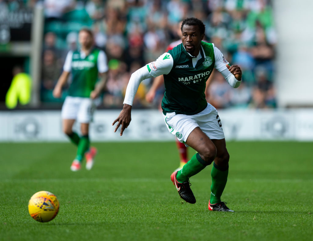 Could a former cult hero be the solution to Hibs' injury woes?