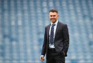 The Rangers loanee netted a vital goal.