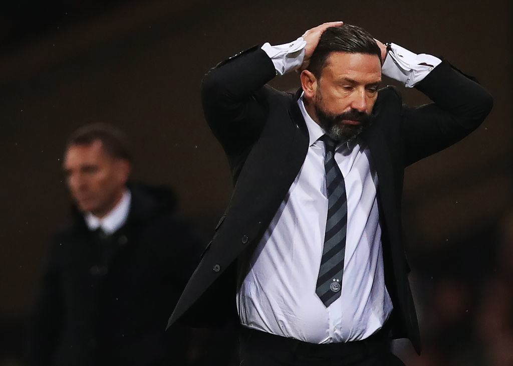 Aberdeen didn't have one key element during Paisley clash according to McInnes