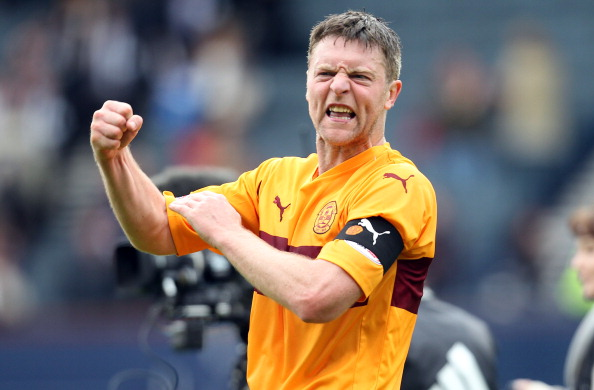 Motherwell legend seemingly confirms Celtic defender is in talks with the Steelmen