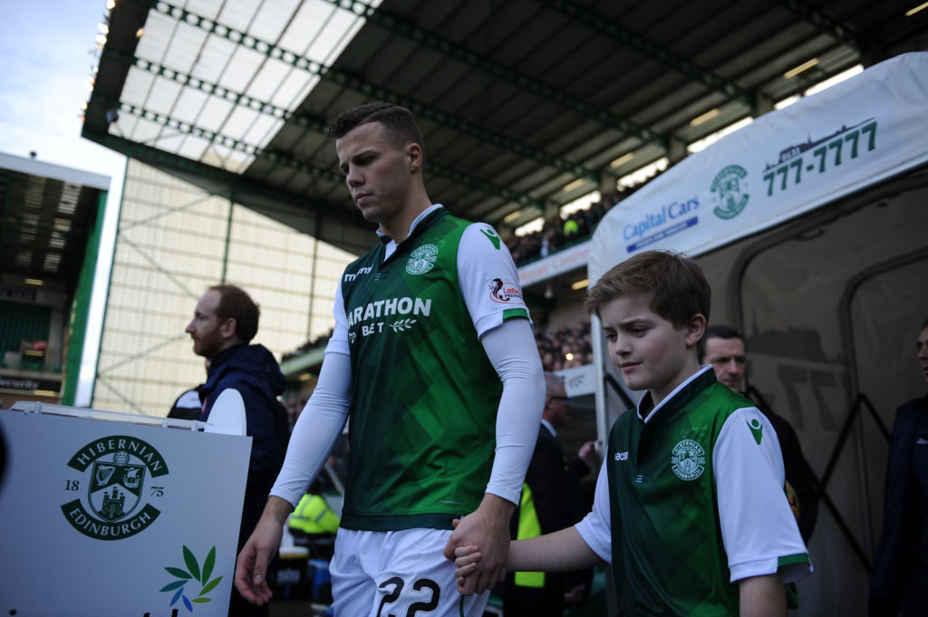 'Just awesome' - Hibs player has 50,000 reasons for making Rangers switch