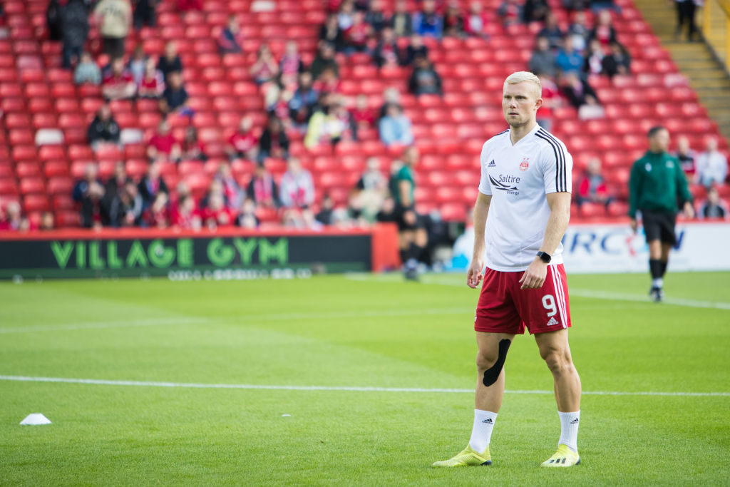 'It is overdue' - Aberdeen man revels in potential Pittodrie turning point