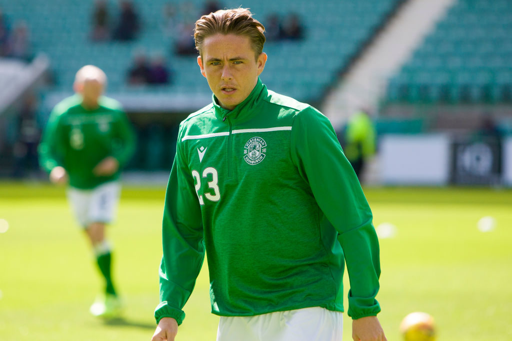 'Literally does it all' - Some Hibs fans react as star man dazzles again
