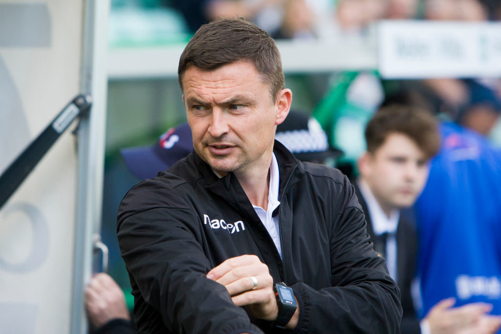 Hibs leader send ominous warning to the players